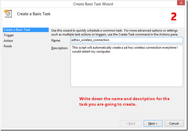adhoc_connection-creating_naming_baisc_task