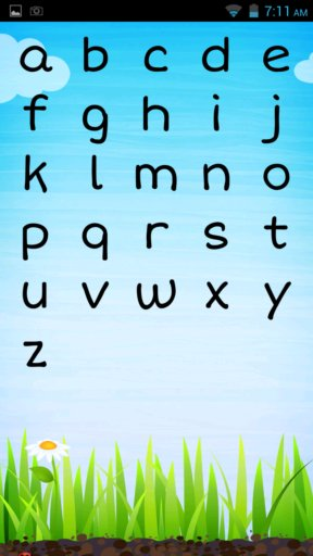 alphabet learning apps android 4