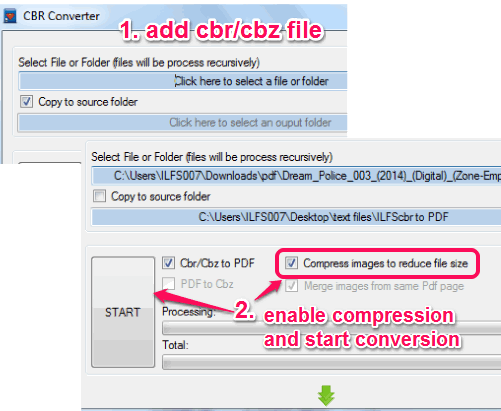 cbr to pdf converter free full version