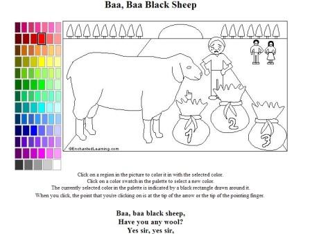 learn nursery rhymes online