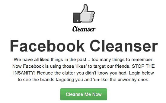fb cleanser mainui