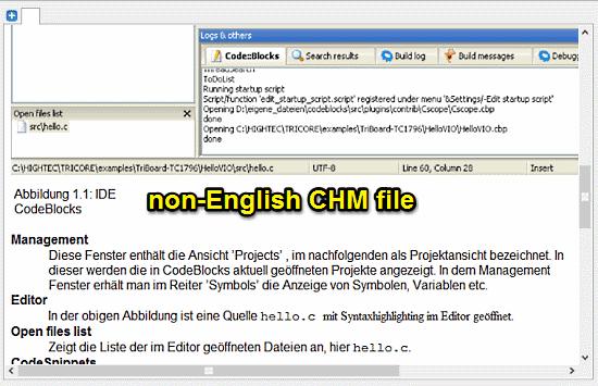 german chm file