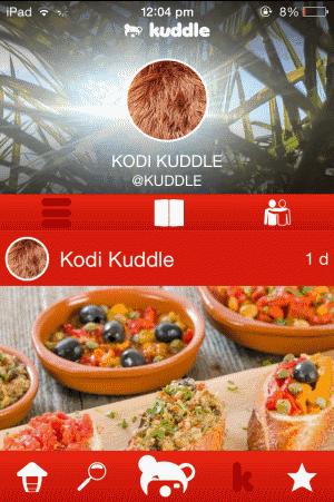 kuddle header image