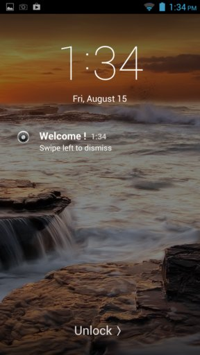 lock screen notification apps android 2