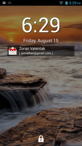 lock screen notification apps android 3