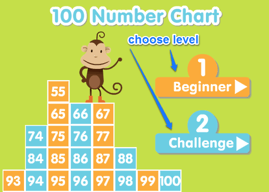 number chart mainui