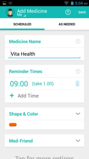 pill reminder apps android 2