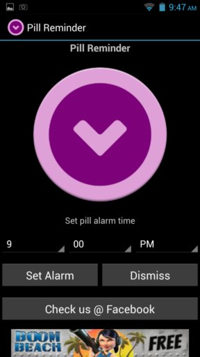 pill reminder apps android 4