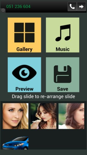 slideshow making apps android 4