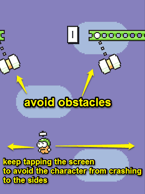 swingcopters obstacles