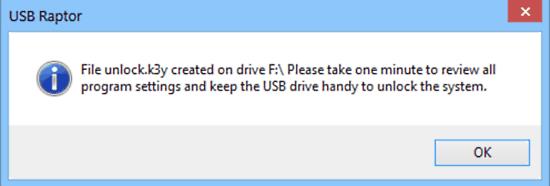 unlocking file created prompt