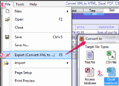 xml to excel - Featured Image