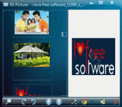 BS Picture- free image converter and resizer software