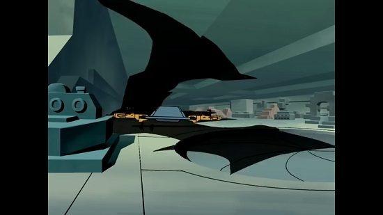 Batman Videos full screen Video Playback