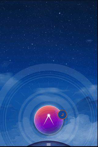 Flare Home Screen