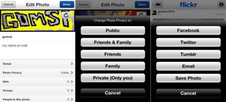 Flickr for iPhone