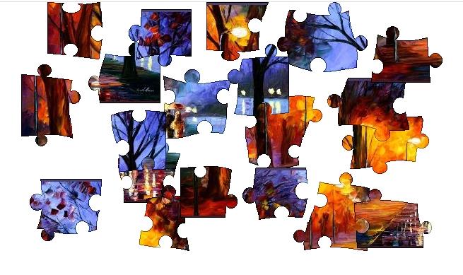 Online Jigsaw