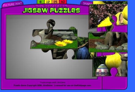 online puzzle games for kids