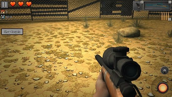 Last Hope - Zombie Sniper 3D first person