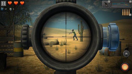 Last Hope - Zombie Sniper 3D zombies