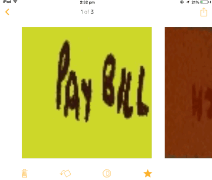 Other Options for Post-it Notes