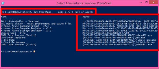 Pin Apps To Start When Installed-PowerShell