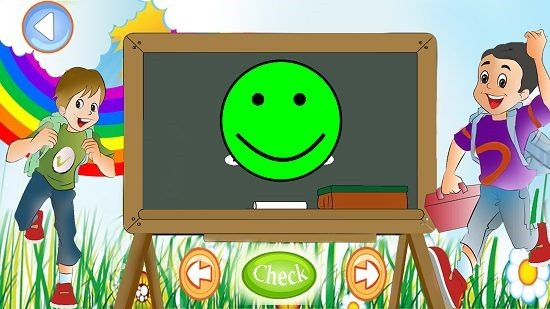 Play & Learn trace abc correct answer