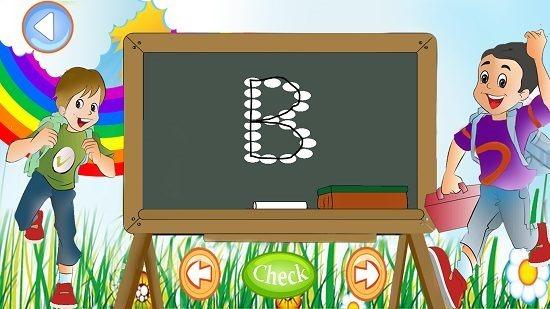 Play & Learn trace abc