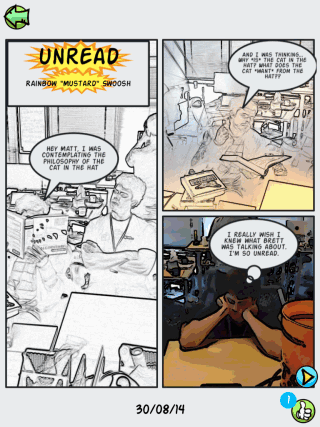 StoryLine Comix Comic