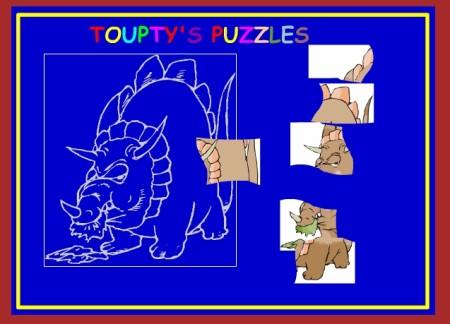 Toupty's Puzzle