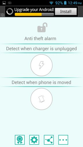 anti theft alarm apps for Android 2