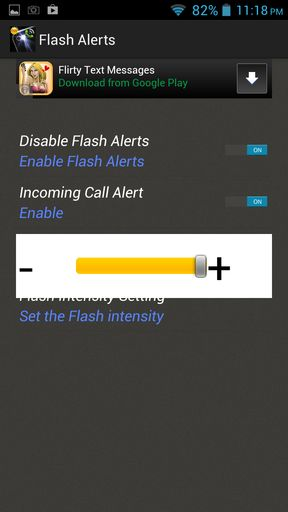 flash alert apps for Android 2