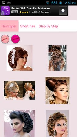 hairstyle apps for Android 4