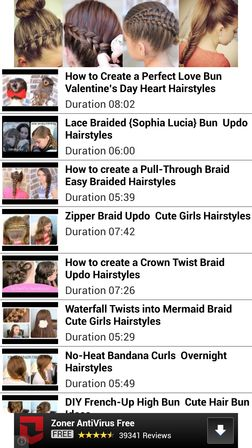 hairstyle apps for Android 5