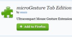 microGesture Tab Edition