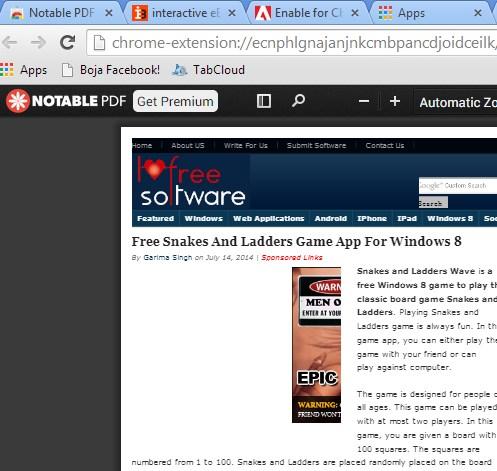 offline ebook reader extensions 3