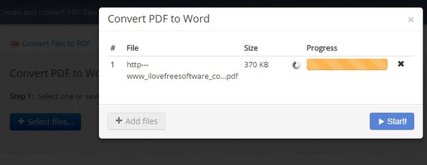 pdf to word converter chrome 2