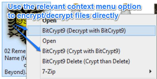 right click bitcrypt9