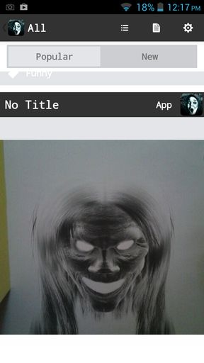 scary photo effect apps for Android 1
