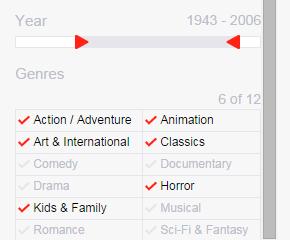 select genres