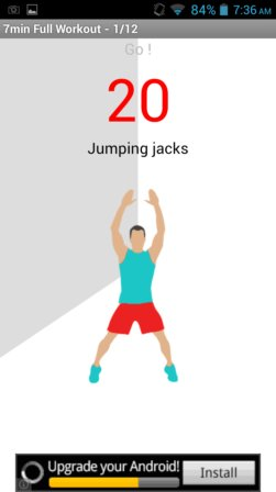 7 minute workout apps android 5