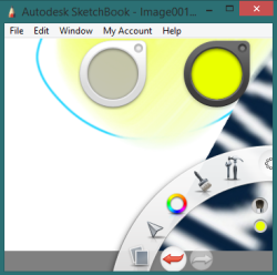 AutoDesk SketchBook- free drawing software