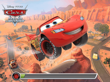 Cars Official iPad Game