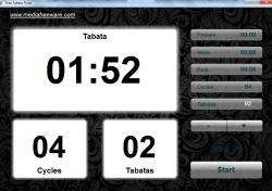 Free Tabata Timer- time management application