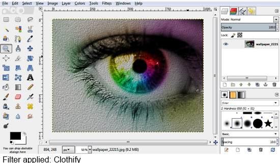 GIMPshop Filter