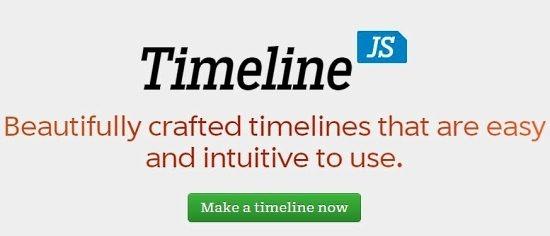 Timeline JS Create Timeline