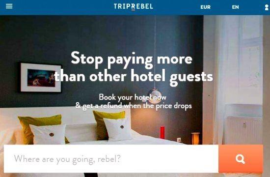 TripRebel Main Page