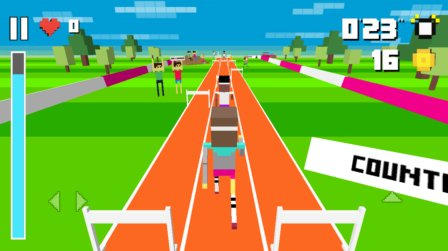 endless running game android 5