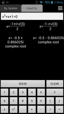 equation solver apps android 4