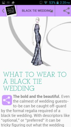 fashion suggestion apps android 2